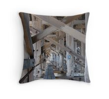 Regularity Throw Pillow