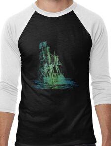 Ghost Ship Men's Baseball ¾ T-Shirt