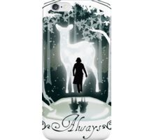 Snape Memories iPhone Case/Skin