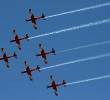 Lets Fly, Mareeba Air Show by ItsCoops