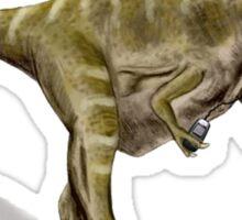 Jurassic Rock Sticker