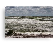 The Baltic sea at day (2) Canvas Print