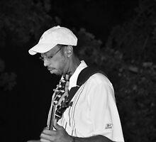 Bass Man by Nina Simone Bentley