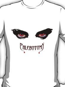 Phlebotomists Vampire Shirt T-Shirt