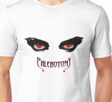Phlebotomists Vampire Shirt Unisex T-Shirt