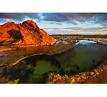The Rock Pool Photographic Print