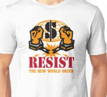 Resist the NWO Unisex T-Shirt