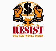 Resist the NWO Unisex T-Shirt