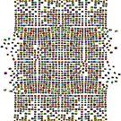 Broken Pattern Artwork by MuscularTeeth