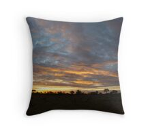 What will tomorrow bring? Throw Pillow