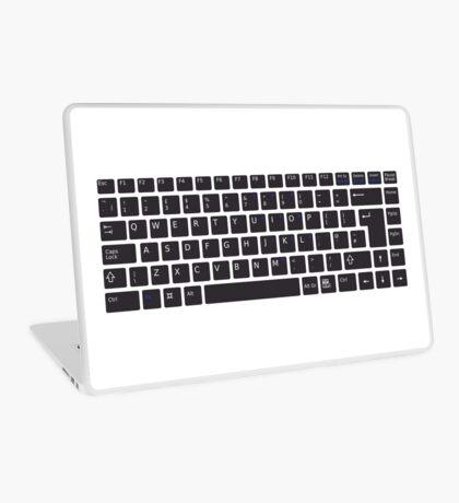 Keyboard Laptop Skin