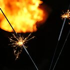 Sparkler. by CarrieCollins