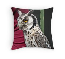 """ ""Rescued"" Throw Pillow"