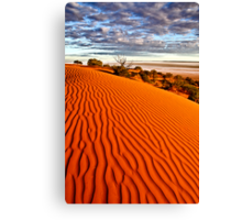 One Perfect Day Canvas Print