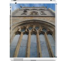 To the Top of the Tower iPad Case/Skin