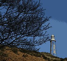 Hoad Monument by Colin Bentham