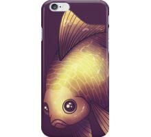 Fantail in Purple iPhone Case/Skin
