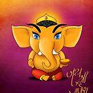 Jay Shree Ganesh by archys Design
