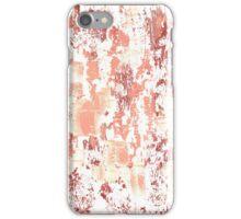 Pastel Cracks Pattern iPhone Case/Skin