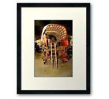 The Wagon 1820 Framed Print