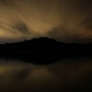 Lake Hume at Night by John Vandeven