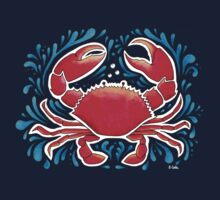 Red Crab  Kids Clothes