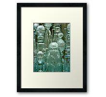 glass castles Framed Print