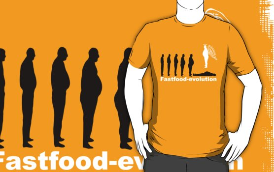 Fastfood evolution by Schytso Designs