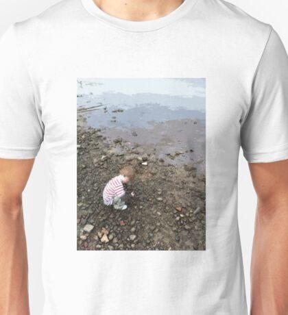 Dylan on Da Beach Unisex T-Shirt