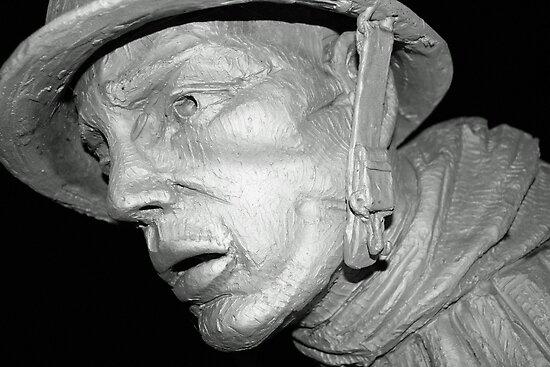 A Soldier in Korea by Cora Wandel