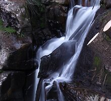 Waterfalls, Basket Range by pablosvista2