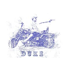 The Duke (Biro) by Rebel Rebel