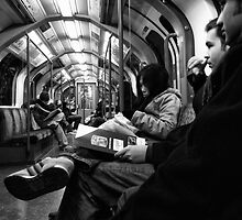 Tube II by Lea Valley Photographic