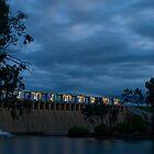 Lights at Dusk by Jazzyjane