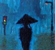 hypnotic rain by daveloftus