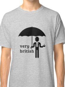 Very British Gentleman (1C) Classic T-Shirt