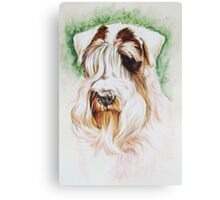 Sealyham Terrier Canvas Print