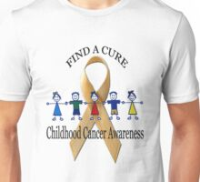 Find A Cure Tee Unisex T-Shirt