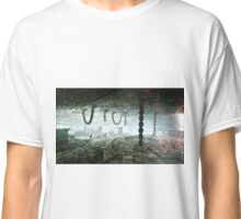 Chains in torture room Classic T-Shirt