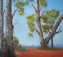 Outback Jack by JackieAllenArt