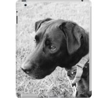 You have my attention.... iPad Case/Skin