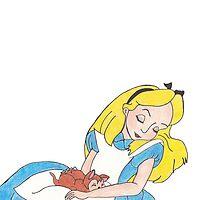 Sleepy Alice by NHCdesigns