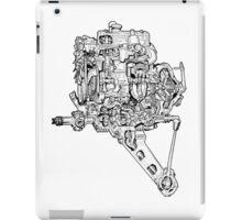 A-Series Transverse Engine iPad Case/Skin