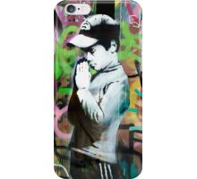 Banksy Prayer iPhone Case/Skin