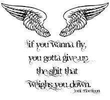 If you wanna fly.... by DDLeach