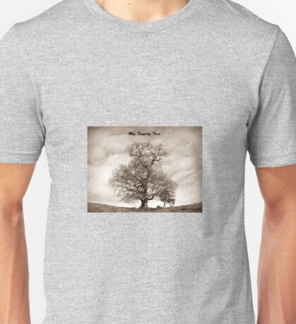 My Family Tree - is full of nuts Unisex T-Shirt