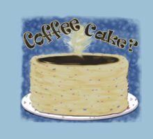 Yumm,, coffee cake? by artbyjehf