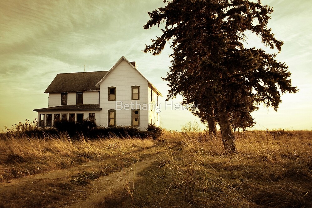 Autumn Abandonment by Bethany Helzer