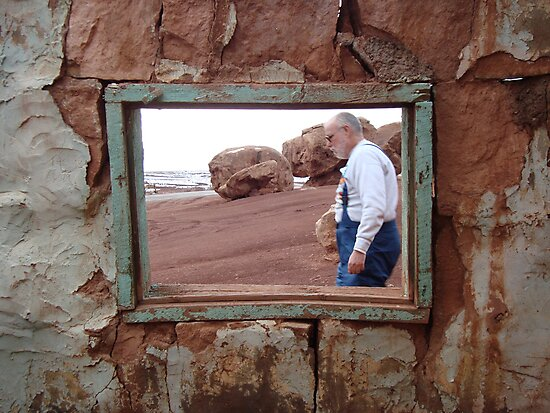 Looking Through the Window by Susan Russell
