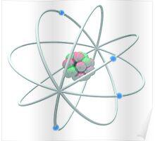 Atom Poster